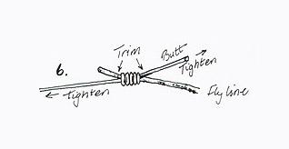 Nail Knotter instruction six